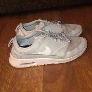 Grey Nike Air Max Thea's